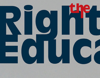 "My thesis ""The Right to Education"""