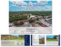 OakCrest Park Apartments 52-Page Brochure