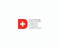 C. de Comercio y Turismo Dominico Suiza (Rebranding)