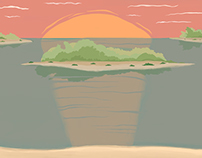 Shifting Tides - Animation Backgrounds