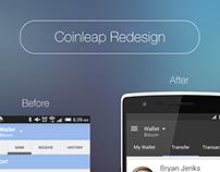 Coinleap Redesign