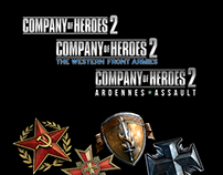Company of Heroes 2 : Faction Icon Evolution
