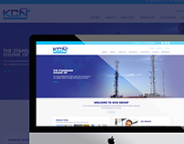 Responsive Website Design-KCN Group