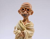 Plasti Mahatma Gandhi