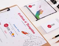 UX Now Event Branding