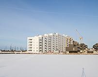 Under construction by Årstiderne Ark.
