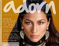 ADORN cover