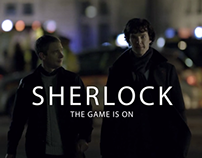 SHERLOCK - Title Sequence Redesign