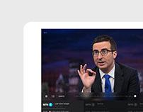 NRK TV app