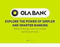 Concept Banking App Design