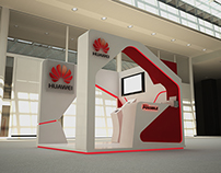 Huawei Booth - Mother's Day
