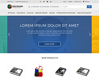 Herrmann - eCommerce website