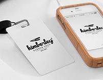 Kimberley Barber Shop Identity
