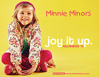 Mini Minors Look Book Production