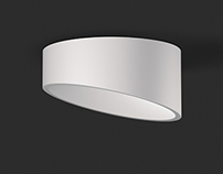 Domo sopt led lamp. Vibia. 2011