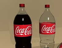 Practicing Bottle making in 3D Max
