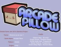 Arcade Pillow - GGJ15(ISTANBUL)