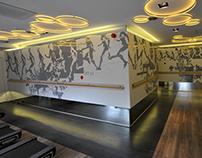 Fitness hôtel Novotel Paris les Halles