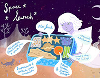 Space Lunch