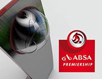 ABSA Premiership Trophy - 2007 / 2009