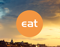 EAT: Brand and Website (2015)