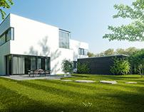Modern Villa - CGI