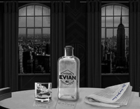 // EVIAN // THE FRENCH GIN