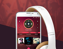 Samsung Music Concept