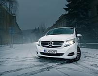 Mercedes-Benz V250 BlueTech