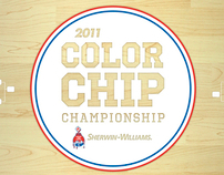 Sherwin-Williams 2011 Color Chip Championship Online