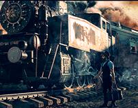 Locomotive in KPI