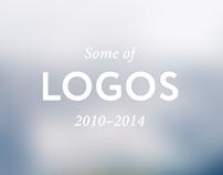 Some oflogos 2010–2014