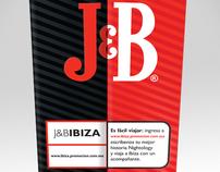"J&B ""Ibiza"""