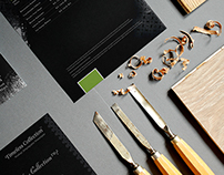 Timeless Collection - brand identity