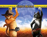 Gato de Botas - PDV