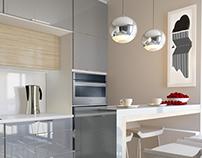 projekt kuchni - Warszawa