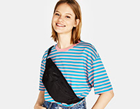 Waistpack for SS18 Bershka Collection