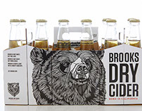 BROOKS DRY CIDER - Luke Dixon