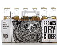 BROOKS DRY CIDER - Luke Dixon