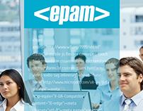 Epam. Concept leaflet