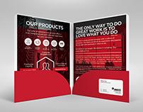 Ascentis Corporate Brochure Folder