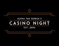 ATΩ's Casino Night 2015