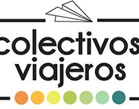 Logotipo para Colectivos Viajeros