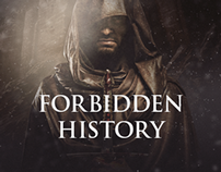 Viasat. Forbidden History / Website