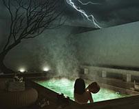 Thermal baths...