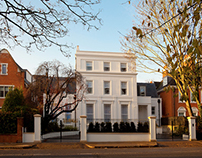 Private House, St John's Wood, NW8