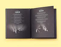 Stash Art book + CD