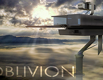 Fun Project because i like very mutch the film oblivion