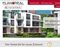 Planreal Germany - website