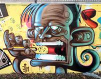 GRAFFITI PROJECT 2015 _ Milano Italy